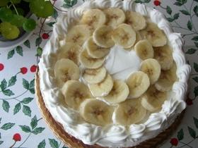 ★チョコとバナナの美味しい関係♪ムース★