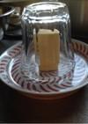 バターをサウナですぐ柔らかく☆