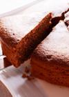 炊飯器で簡単♡HMで濃厚ガトーショコラ