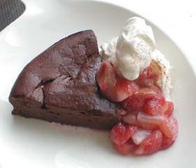 濃厚チョコレートクリームチーズケーキ
