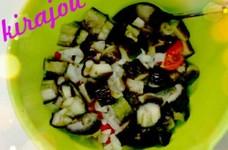 ナスのサラダ(ブラジル料理)