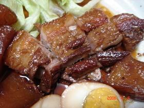 トろ~ン豚の角煮