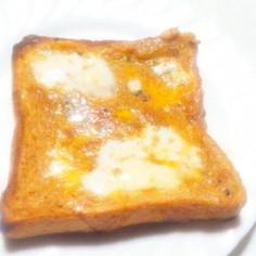 かんたん!卵トースト!