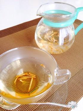 冷え&風邪の予防に♪蜂蜜しょうが