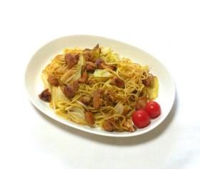岐阜の郷土料理☆鶏ちゃん焼きそば