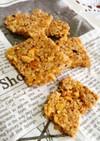 超簡単 パン粉でクッキー♪