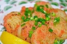 ✿長芋のタラコバターソテーレモン風味✿