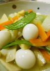 創味シャンタンDXで野菜だけの八宝菜♪