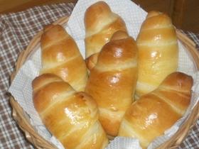基本のパン バターロール