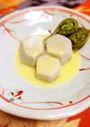 ✾里芋の白味噌バター✾柚子胡椒和え