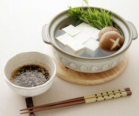 かつお節屋の湯豆腐