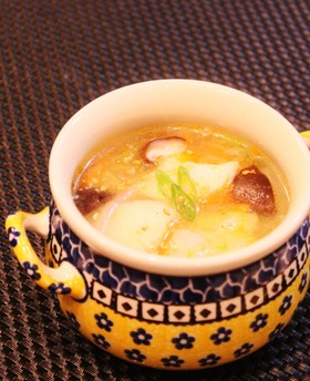 簡単☆生タラの野菜たっぷり中華風スープ