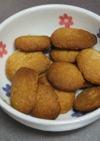 レモンクッキー・オリーブ油&HM使用