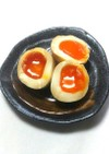 めんつゆで☆お手軽味付け卵