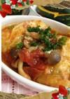 ♡ロールキャベツのトマト煮込み♡豆腐入