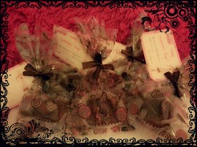 バレンタイン♥アールグレイ紅茶の生チョコ