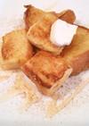 幸せ気分♡うちのフレンチトースト