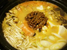 ぽかぽか✭ごま発酵鍋