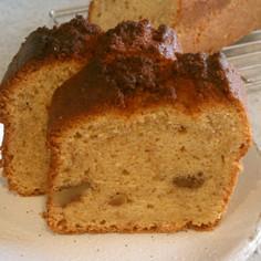 いちぢくジャムのパウンドケーキ