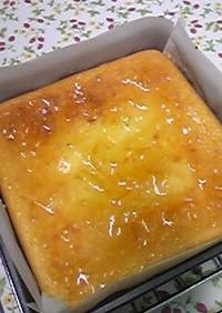 爽やか!柑橘系ベイクドチーズケーキ