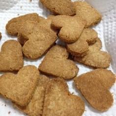 おからパウダーで簡単クッキー