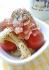 トマトときのこのイタリアン風☆前菜