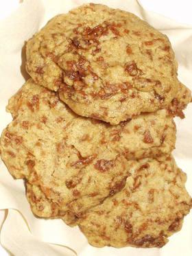 南国の味☆キャラメルココナッツ・クッキー
