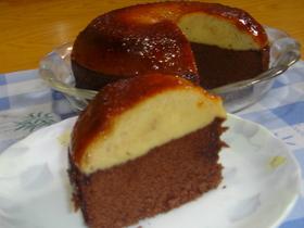 炊飯器で簡単♪美味しい★プリンケーキ★