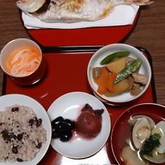 百日祝い☆お食い初め膳☆