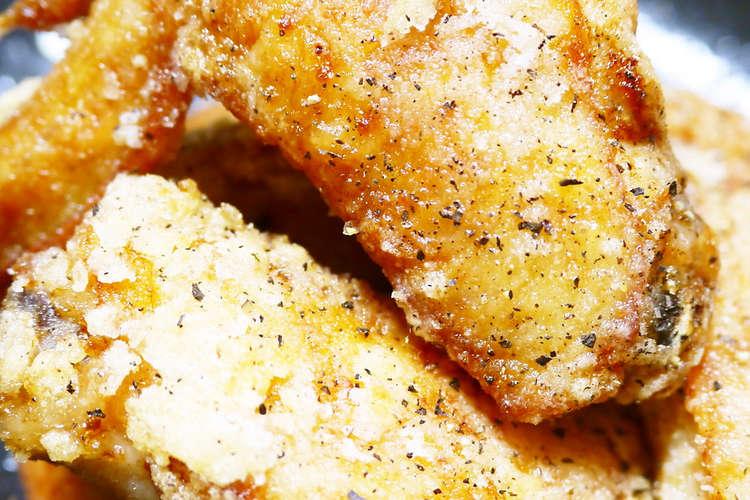 レシピ 揚げ 人気 から 塩 なすは油で揚げたい!今すぐ作りたいアレンジ料理はコレ [みんなの投稿レシピ]