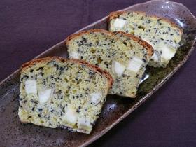 おさつブレッド☆さつま芋のパウンドケーキ