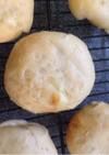 手抜き天然酵母チーズパン(HB冬編)