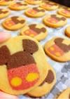 可愛い♡ミッキーのアイスボックスクッキー