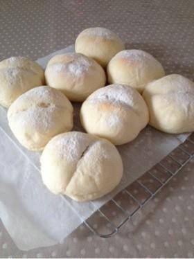 甘酒でもちもちの白パン