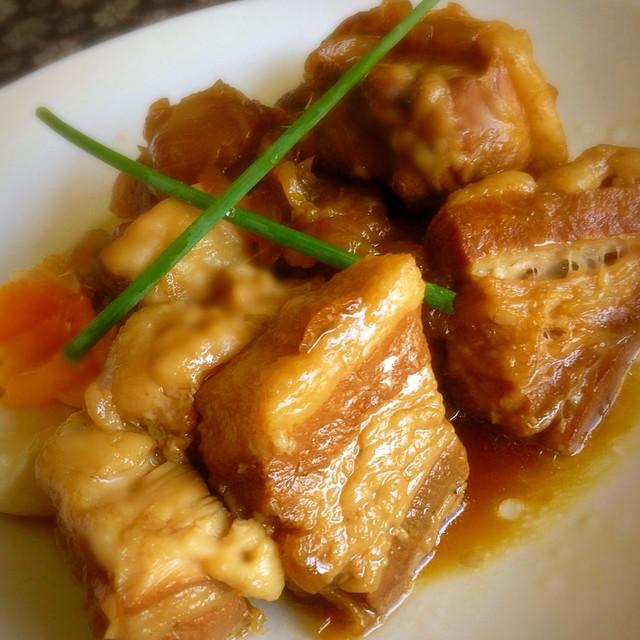 レシピ 人気 煮 豚 角 の