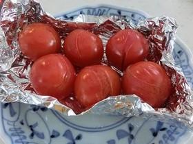 トマト焼くだけ♡甘さ↑酸味↑