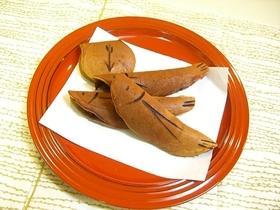 鮎(焼き菓子)
