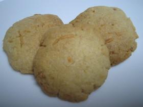 さくさくココナッツクッキー
