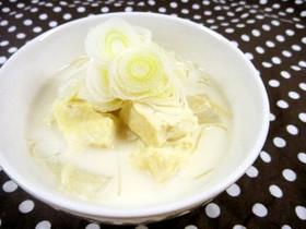 *ヘルシーホワイトスープ*