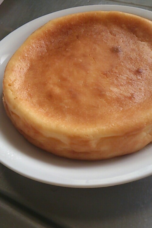 クリチ100g♡簡単ベイクドチーズケーキ