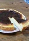 卵たっぷりプリン味!?☆簡単チーズケーキ