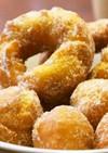 素朴で美味しい♪基本の手作りドーナツ