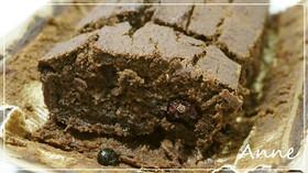 ☆フルーツチョコレートケーキ☆