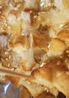 簡単5分★ごま蜂蜜ちびラスク