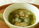 Wねぎ♡子供も喜ぶ優しいスープ♡