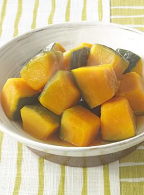定番!おいしいかぼちゃの煮物