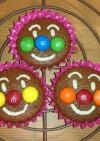 可愛いアンパンマン(キャラ)カップケーキ