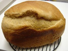 ホシノ天然酵母deきな粉食パン