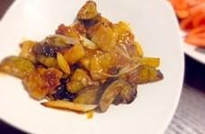 ご飯のお供☆茄子と豚バラおかず