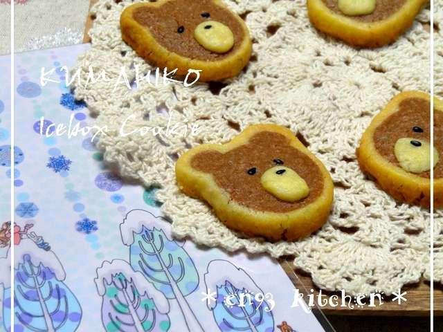 アイス ボックス クッキー ホット ケーキ ミックス